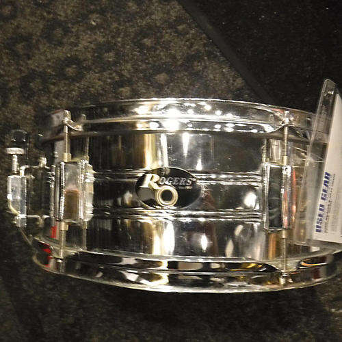 Rogers 6.5X14 Snare Drum Chrome 15