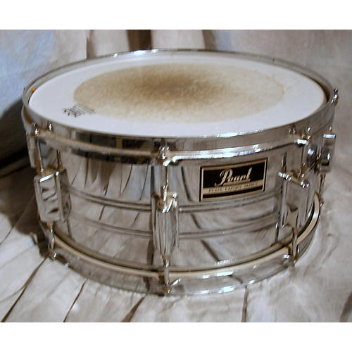 Pearl 6.5X14 Snare Drum-thumbnail