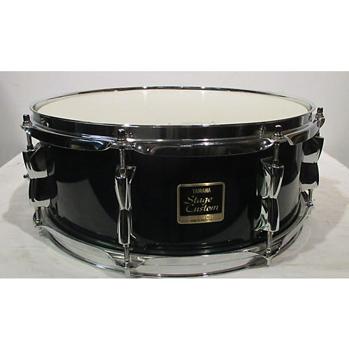 used yamaha 6 5x14 stage custom snare drum guitar center. Black Bedroom Furniture Sets. Home Design Ideas