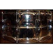 Yamaha 6.5X14 Stage Custom Steel Snare Drum