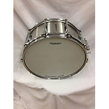 Dynamicx Drums 6.5X14 Stainless Steel Drum