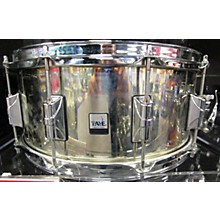Taye Drums 6.5X14 Stainless Steel Snare Drum