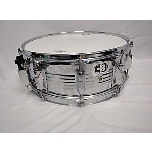 Pre-owned CB Percussion 6.5X14 Steel Drum by CB Percussion