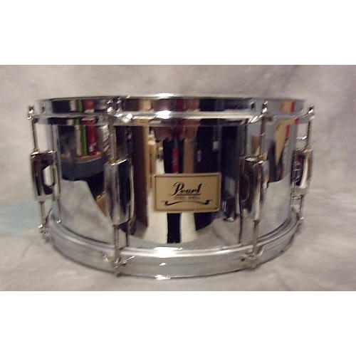 Pearl 6.5X14 Steel Shell Drum-thumbnail