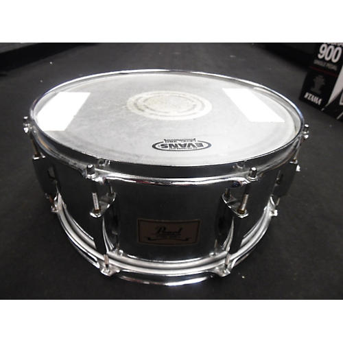 Pearl 6.5X14 Steel Snare Drum-thumbnail