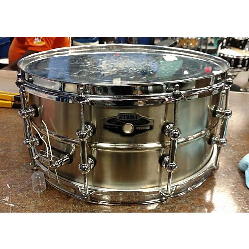 Tama 6.5X14 Steel Snare Drum
