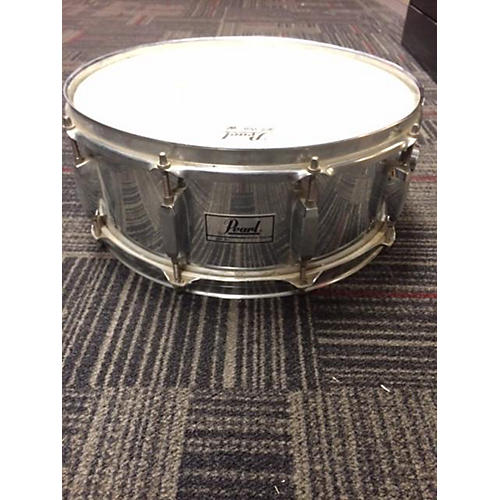 Pearl 6.5X14 Steel Snare Drum