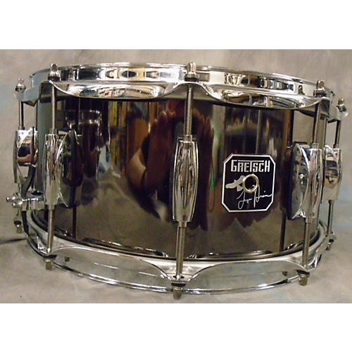 In Store Used 6.5X14 Taylor Hawkins Designed Snare Drum-thumbnail