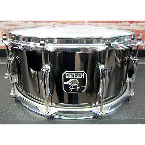 In Store Used 6.5X14 Taylor Hawkins Designed Snare Drum