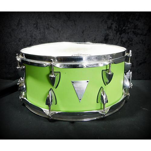 Orange County Drum & Percussion 6.5X14 VENICE Drum LIME GREEN 15