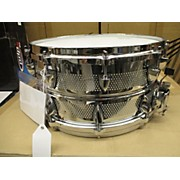 Orange County Drum & Percussion 6.5X14 Vented Steel Snare Drum