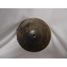Stagg 6.5in Black Metal Bell Cymbal