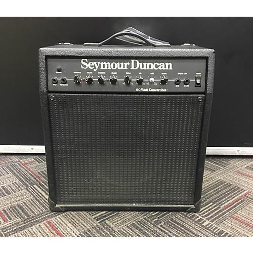 Seymour Duncan 60 Watt Convertible Tube Guitar Combo Amp