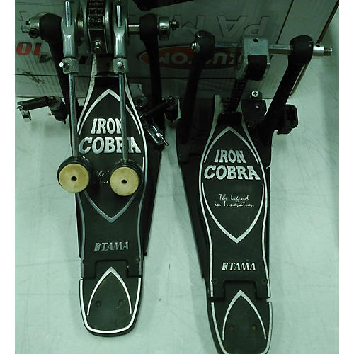 Tama 600 Double Bass Drum Pedal-thumbnail