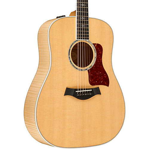 Taylor 600 Series 2014 610e Dreadnought Acoustic-Electric Guitar-thumbnail