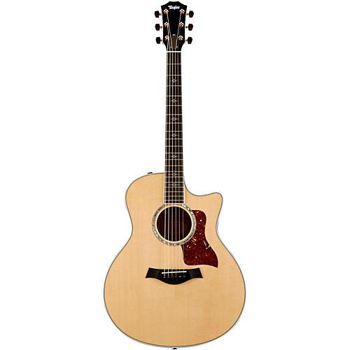 Taylor 600 Series 2014 616ce Grand Symphony Acoustic-Electric Guitar-thumbnail