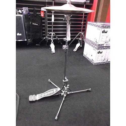used dw 6000 series hi hat stand hi hat stand guitar center. Black Bedroom Furniture Sets. Home Design Ideas