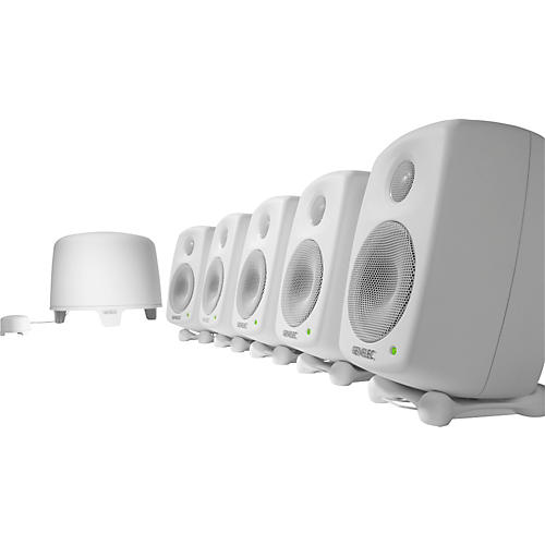Genelec 6010 SurroundPak - Five 6010Bs and one 5040B sub