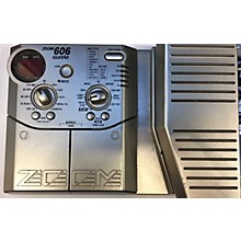 Zoom 606 Guitar Effect Pedal