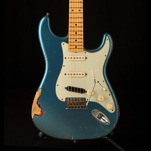 Fender Custom Shop '60s Imperial Arc Stratocaster Maple Fingerboard SSS Masterbuilt by Paul Waller-thumbnail