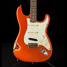 '60s Imperial Arc Stratocaster Rosewood Fingerboard SSS Masterbuilt by Paul Waller Electric Guitar Candy Tangerine over 3-Color Sunburst