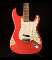 Fender Custom Shop '60s Imperial Arc Stratocaster Rosewood Fingerboard SSS Masterbuilt by Paul Waller Electric Guitar