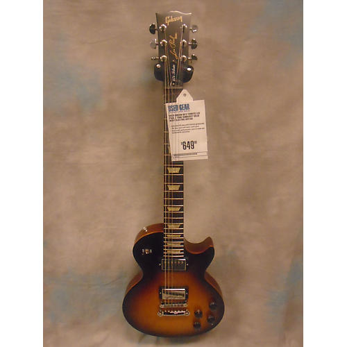 Gibson 60's Tribute Les Paul Solid Body Electric Guitar-thumbnail