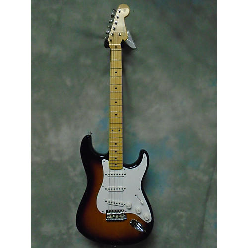 Fender 60th Anniversary 1954 American Vintage Stratocaster Solid Body Electric Guitar