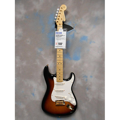 Fender 60th Anniversary Commemorative American Standard Stratocaster Solid Body Electric Guitar-thumbnail