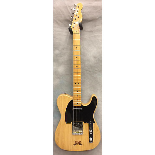 used fender 60th anniversary commemorative diamond telecaster 866 1000 solid body electric. Black Bedroom Furniture Sets. Home Design Ideas
