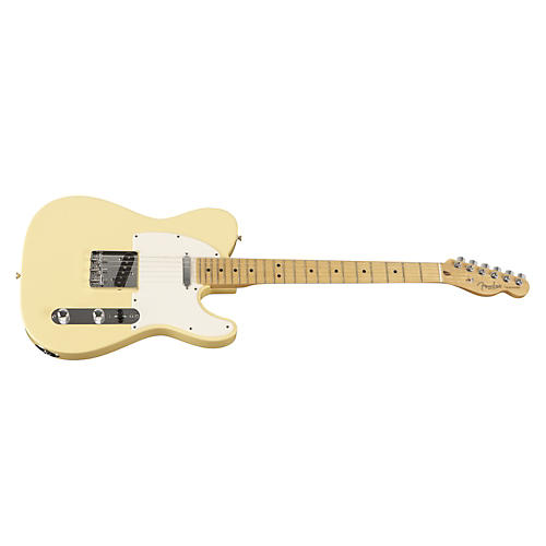 Fender 60th Anniversary Empress Telecaster Electric Guitar Vintage White