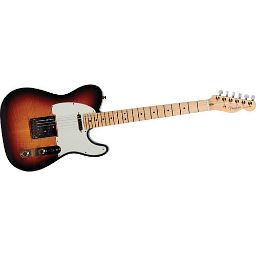 Fender 60th Anniversary Flame Top Telecaster Electric Guitar