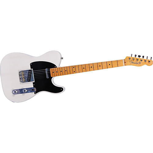 Fender 60th Anniversary Indiana Barn '52 Telecaster  Electric Guitar-thumbnail