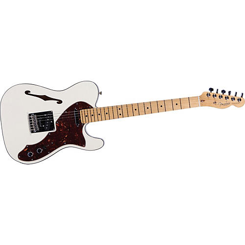 Fender 60th Anniversary Modern Thinline Telecaster  Electric Guitar-thumbnail