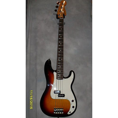 Fender 60th Anniversary Precision Bass Electric Bass Guitar-thumbnail