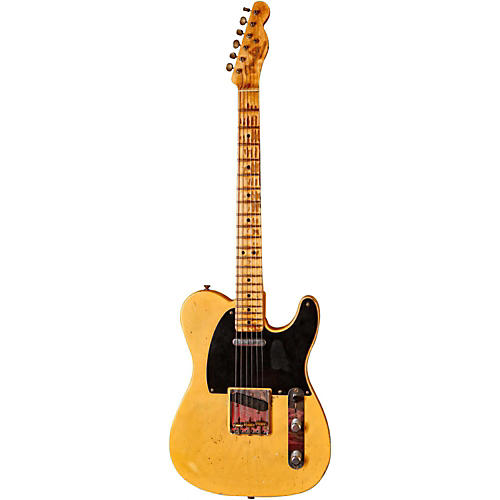Fender Custom Shop 60th Anniversary Series Broadcaster Electric Guitar Nocaster Blonde