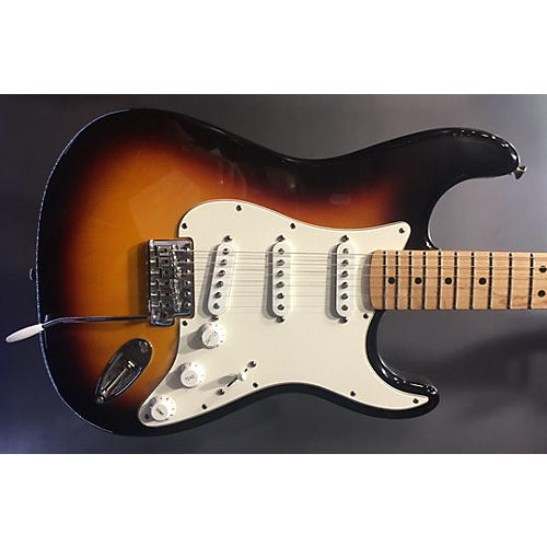 Fender 60th Anniversary Stratocaster Solid Body Electric Guitar 2 Color Sunburst