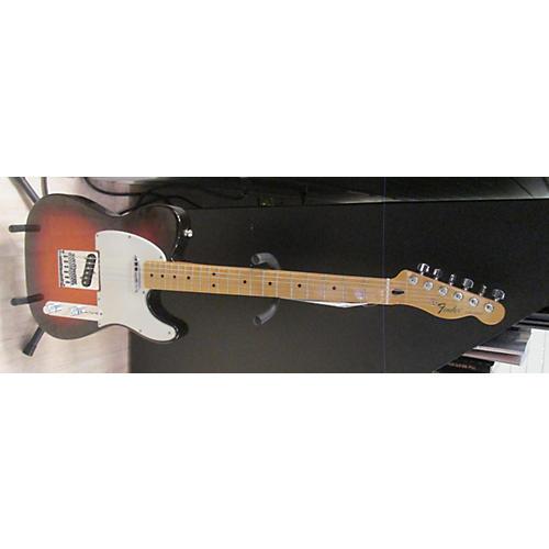 used fender 60th anniversary telecaster solid body electric guitar 3 color sunburst guitar center. Black Bedroom Furniture Sets. Home Design Ideas