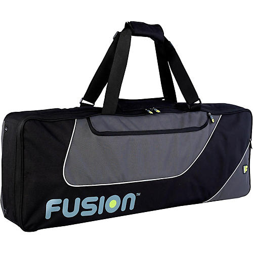 Fusion 61-76 Key Keyboard Bag with Backpack Straps-thumbnail