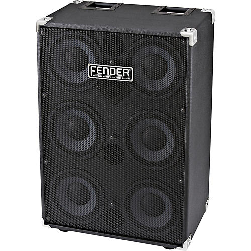 Fender 610 PRO 6x10 Bass Speaker Cabinet