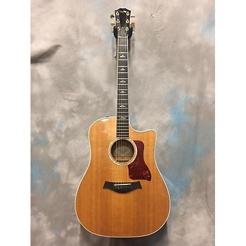 Taylor 610CE Acoustic Guitar-thumbnail