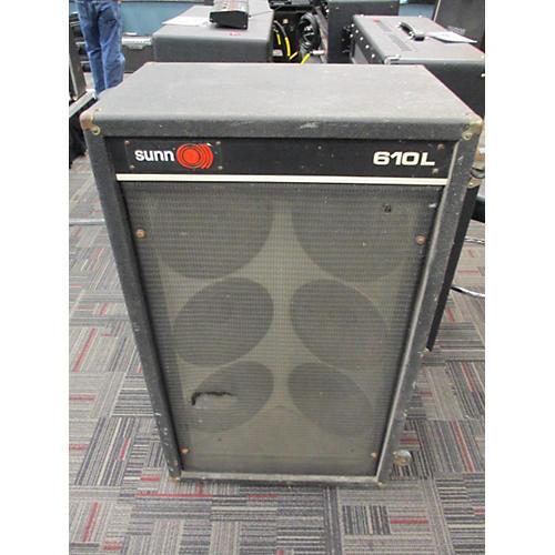 Sunn 610L Bass Cabinet