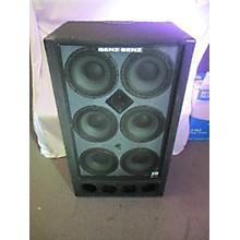 Genz Benz 610T XB2 Bass Cabinet