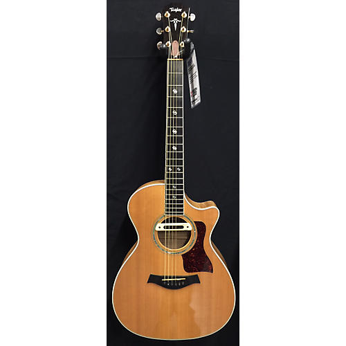 Taylor 612-CS Acoustic Electric Guitar-thumbnail