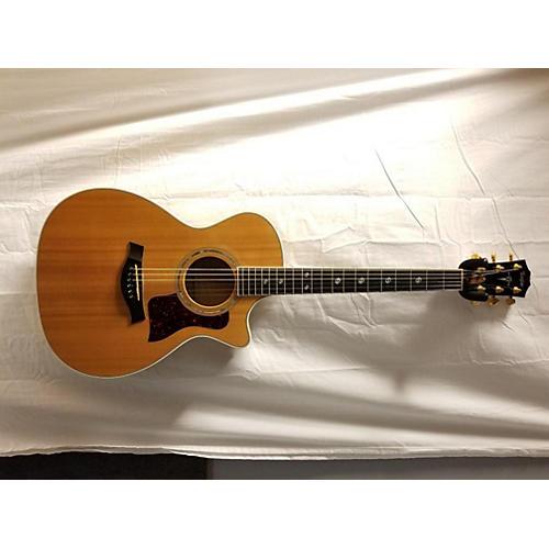 Taylor 612-cs Acoustic Electric Guitar