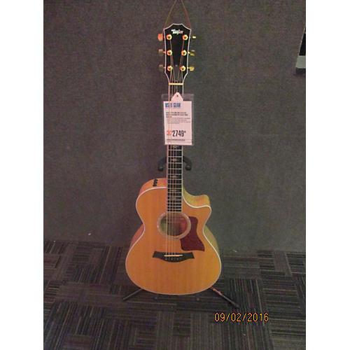 Taylor 612CE Acoustic Electric Guitar