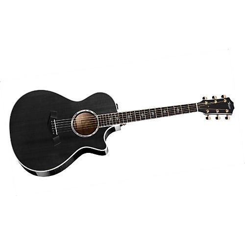 Taylor 612ce Maple Grand Concert Acousti- Electric Guitar