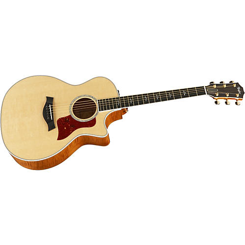 Taylor 614-CE Grand Auditorium Cutaway Acoustic-Electric Guitar (2011 Model)-thumbnail
