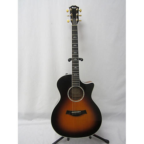 used taylor 614ce acoustic electric guitar guitar center. Black Bedroom Furniture Sets. Home Design Ideas