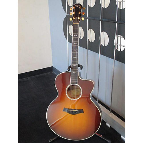 Taylor 615CE Acoustic Electric Guitar-thumbnail